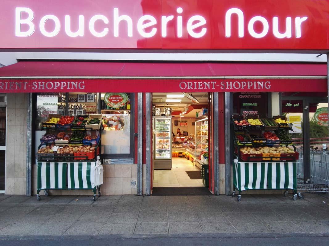 Boucherie Nour à Gaillard