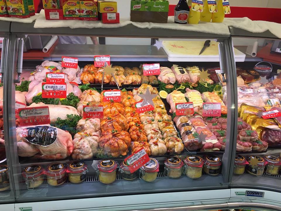 épicerie Boucherie Nour à Gaillard